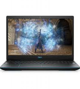 Laptop Dell Gaming G3 3500 70223130 (Core i5-10300H/8Gb (2x4Gb)/ 1Tb +256Gb SSD/15.6″ FHD/GTX 1650 4GB/Win10/Black)