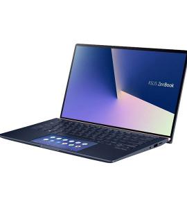 Laptop Asus Zenbook UX334FLC-A4096T (i5-10210U/8GB/512GB SSD/13.3FHD/MX250 2GB/Win10/ Blue/SCR_PAD/Túi)