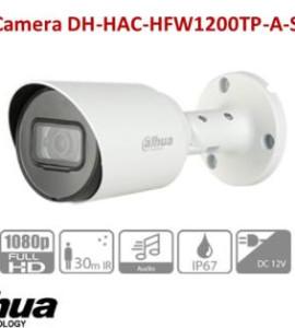 Camera DH-HAC-HFW1200TP-A-S4