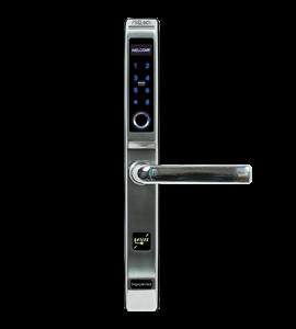 Khóa cửa thông minh PHGLock FP5292 – Màu Bạc, Đen