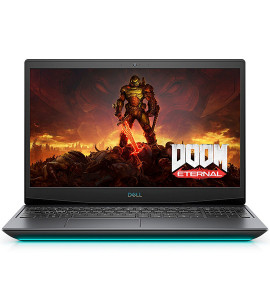 Laptop Dell Gaming G5 5500 70225485 (Core i7-10750H/8Gb (2x4Gb)/512Gb SSD/15.6″ FHD/ GTX 1660Ti 6Gb/Win10/Black)