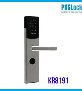 Khóa cửa thông minh-KR8191 – APP